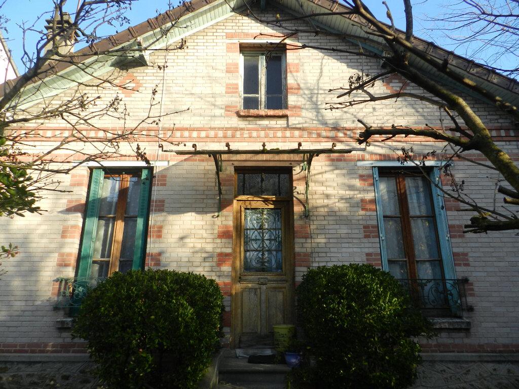 Maison à vendre 4 62m2 à Saint-Maur-des-Fossés vignette-1