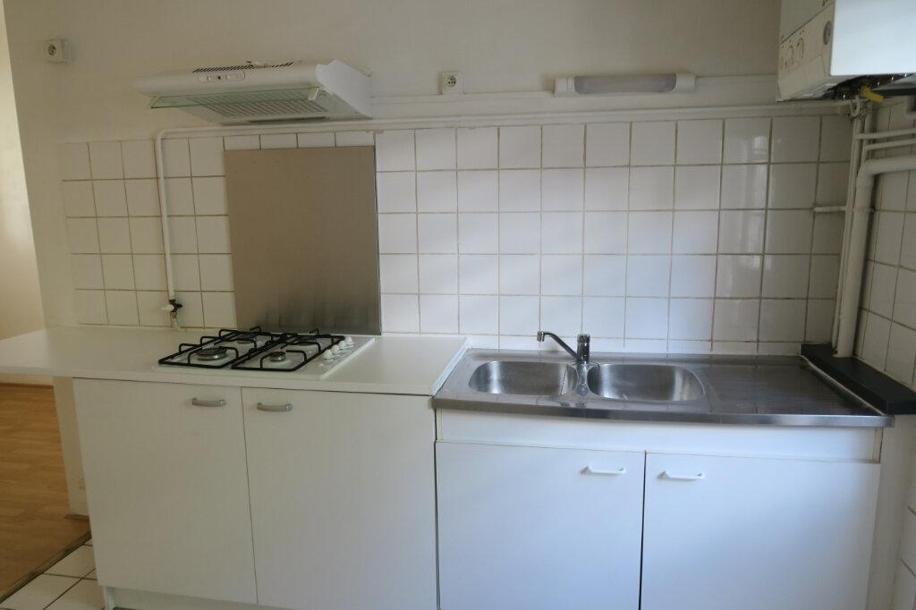 Appartement à louer 2 36.02m2 à Villeurbanne vignette-2