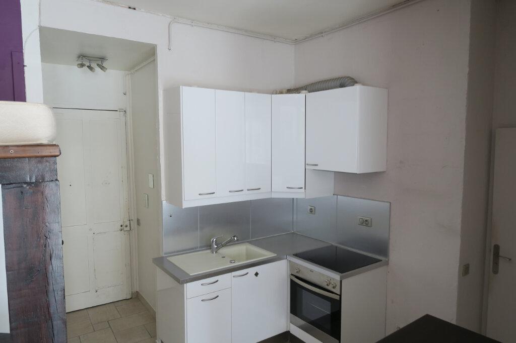Appartement à louer 2 41.25m2 à Villeurbanne vignette-2
