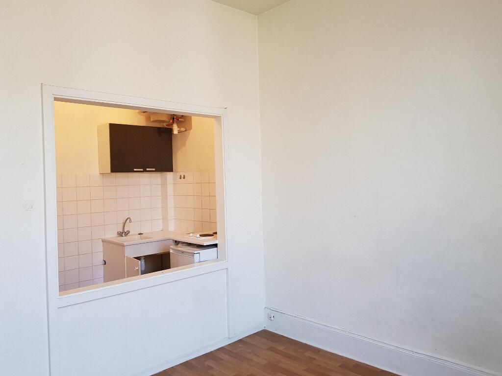 Appartement à louer 1 26.57m2 à Villeurbanne vignette-2