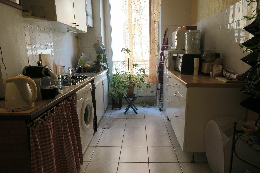 Appartement à louer 1 45.78m2 à Villeurbanne vignette-2