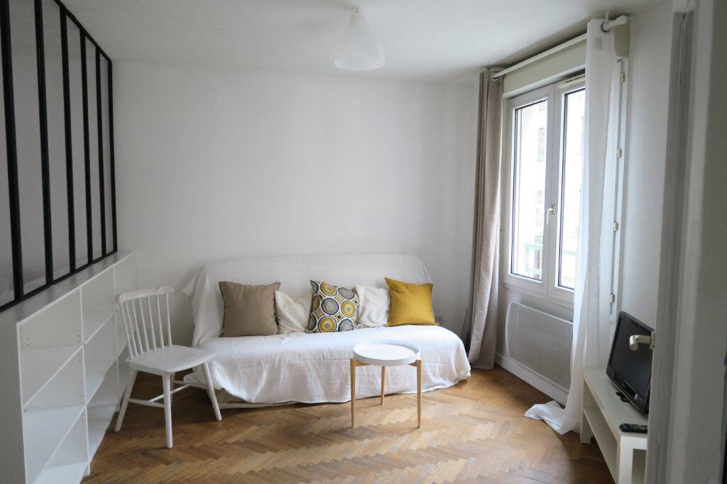 Appartement à louer 1 32.52m2 à Villeurbanne vignette-1