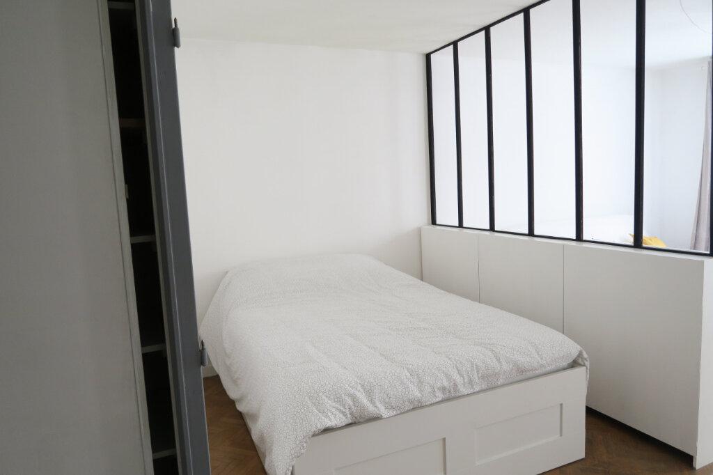 Appartement à louer 1 32.52m2 à Villeurbanne vignette-3