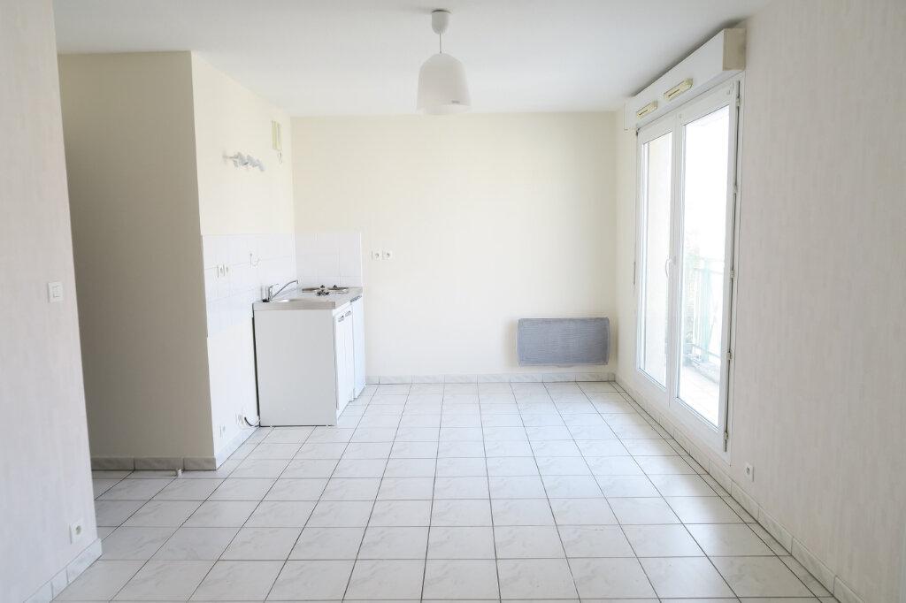 Appartement à louer 2 31.37m2 à Villeurbanne vignette-1