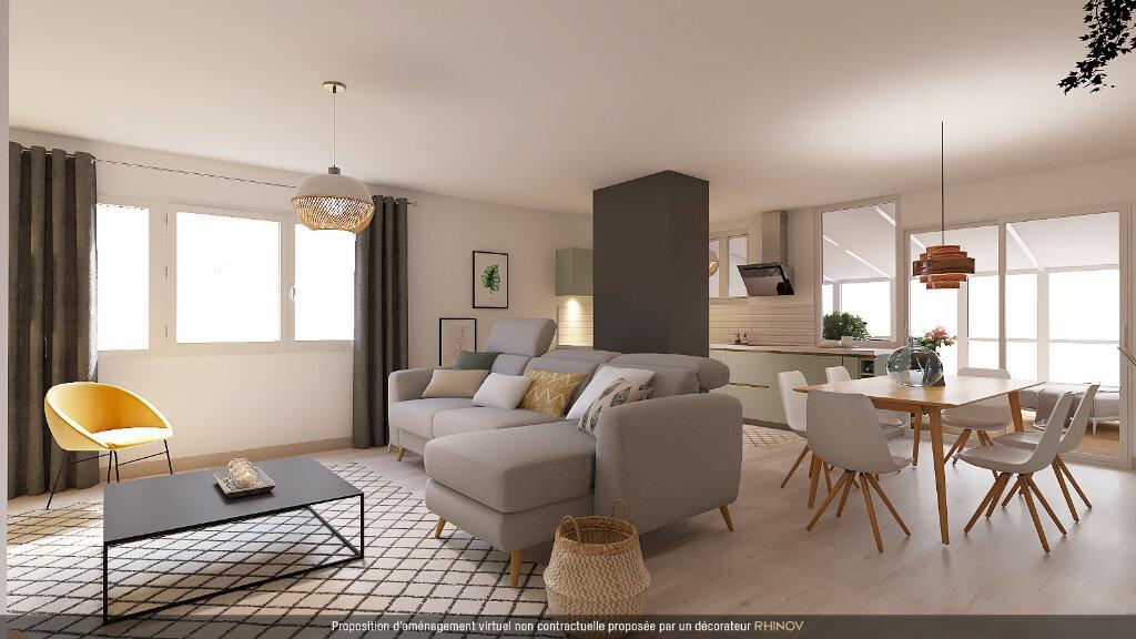 Appartement à vendre 3 72.16m2 à Villeurbanne vignette-1
