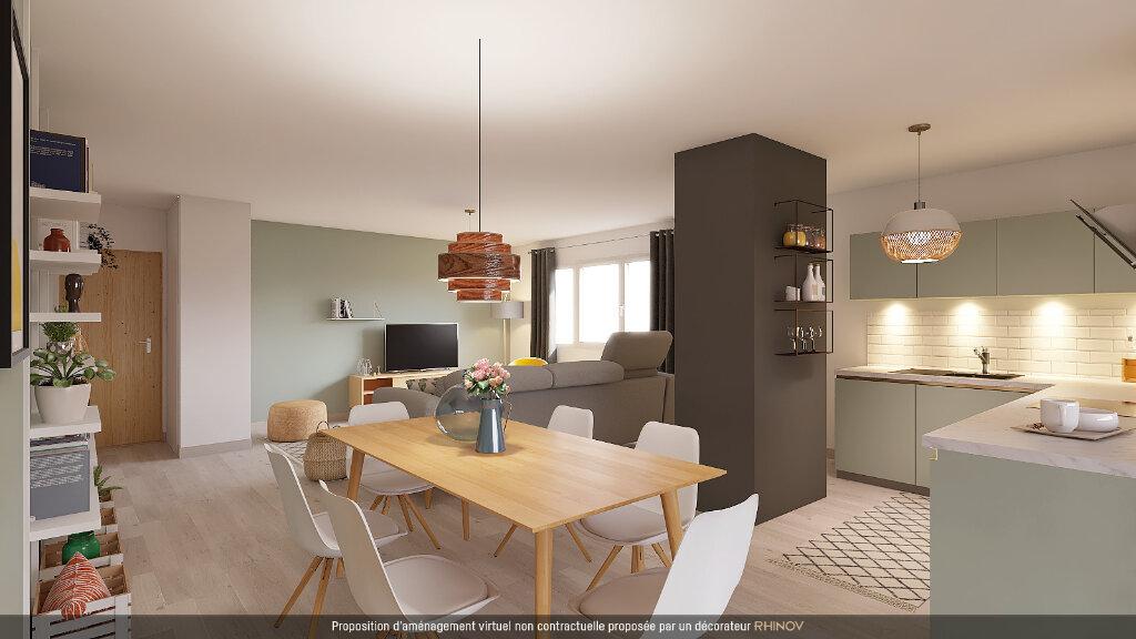 Appartement à vendre 3 72.16m2 à Villeurbanne vignette-2