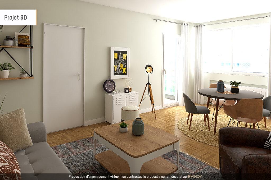 Appartement à vendre 4 96.3m2 à Villeurbanne vignette-1