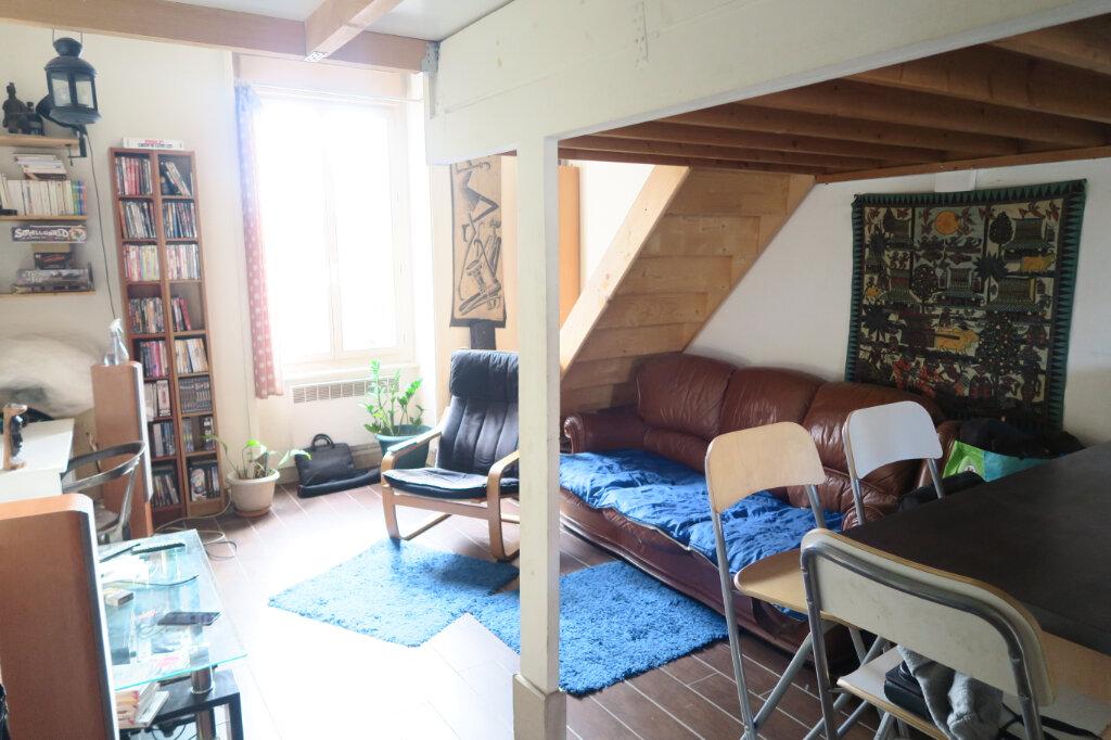 Appartement à vendre 1 29.87m2 à Villeurbanne vignette-1