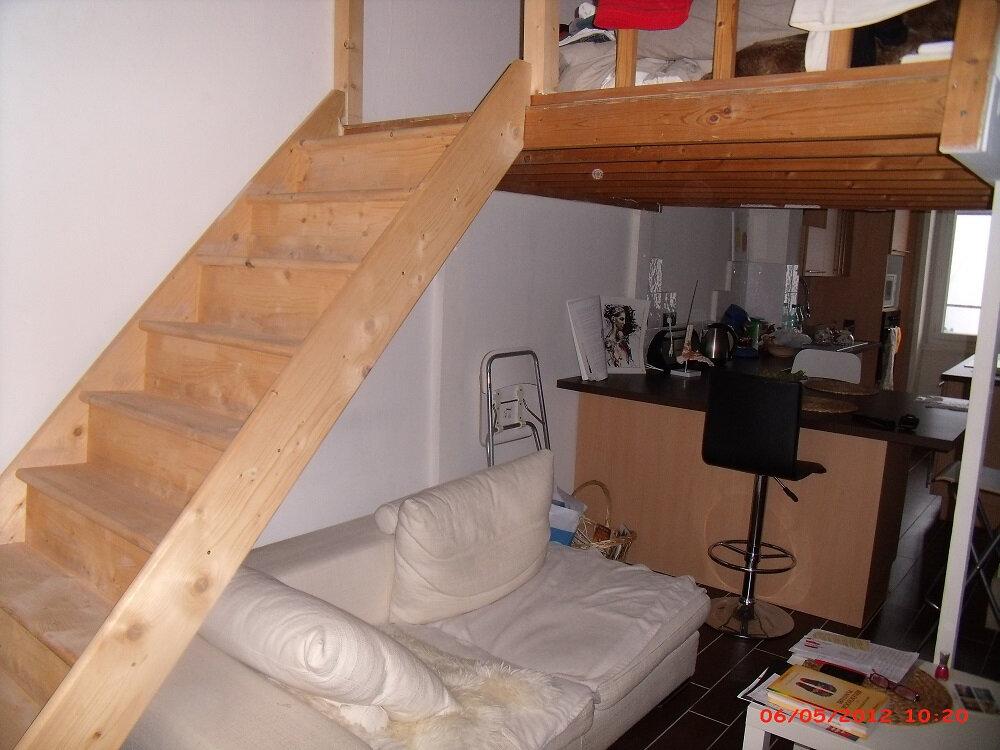 Appartement à vendre 1 29.87m2 à Villeurbanne vignette-2