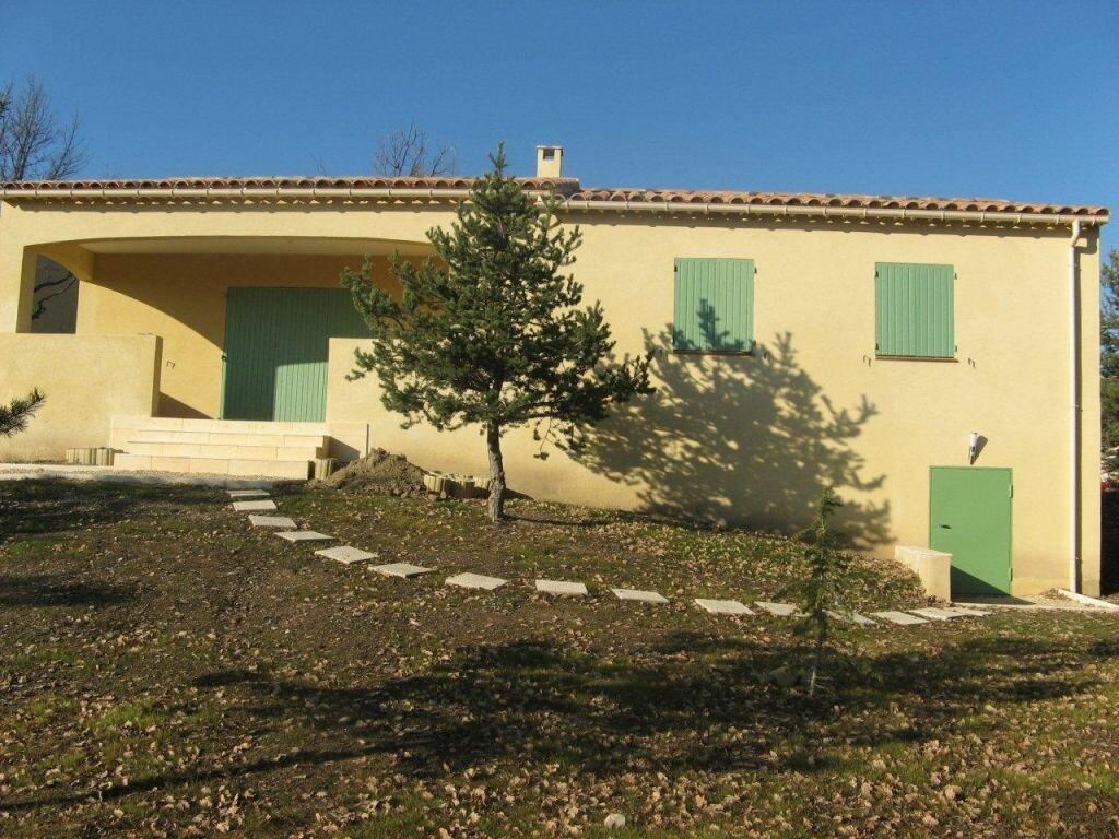 Maison à louer 4 89m2 à Laragne-Montéglin vignette-1