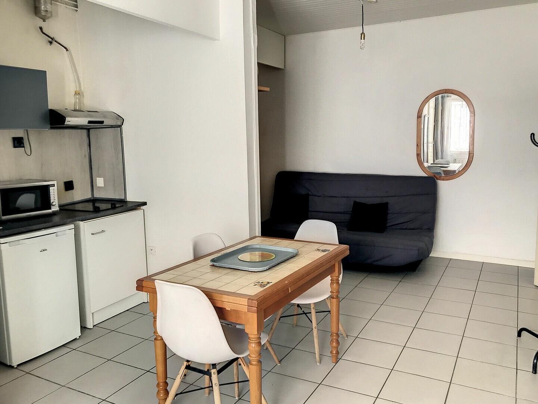 Appartement à louer 1 25.32m2 à Nîmes vignette-2
