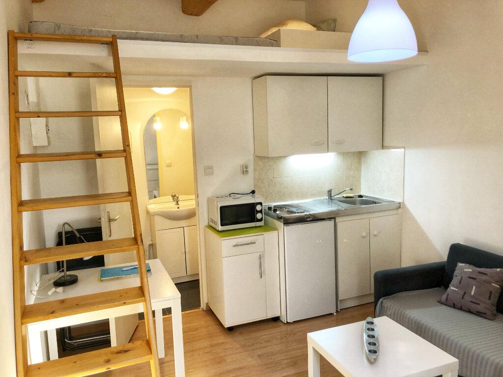 Appartement à louer 1 13.25m2 à Nîmes vignette-1