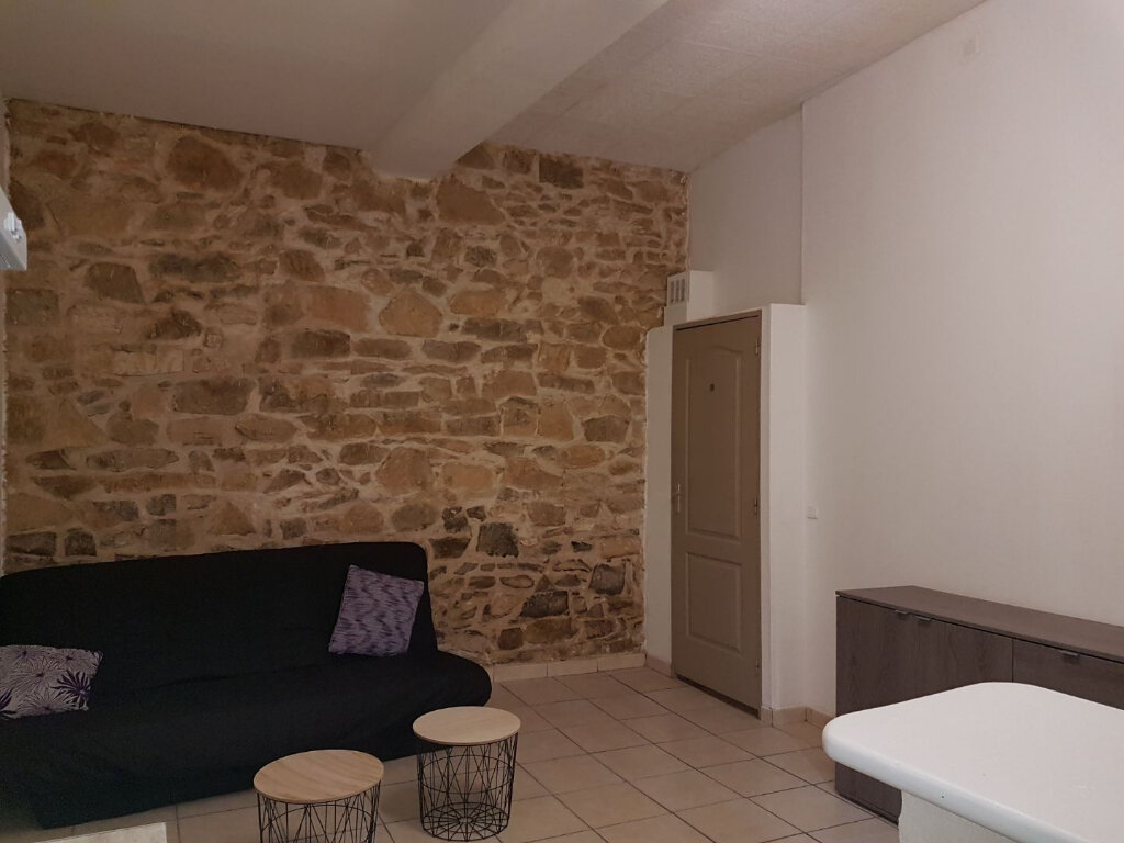 Appartement à louer 1 20m2 à Nîmes vignette-4