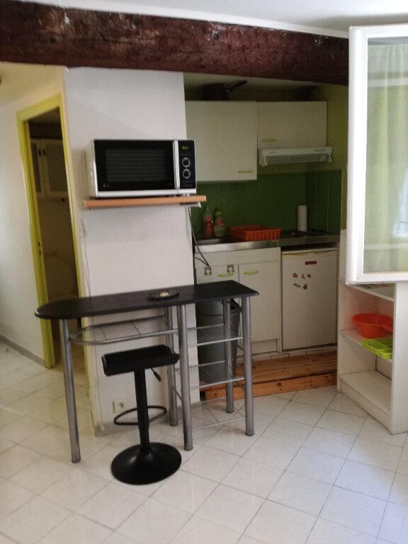Appartement à louer 1 22.5m2 à Nîmes vignette-3