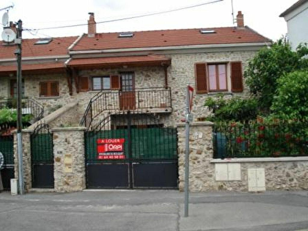 Appartement à louer 2 49.51m2 à Pontault-Combault vignette-1