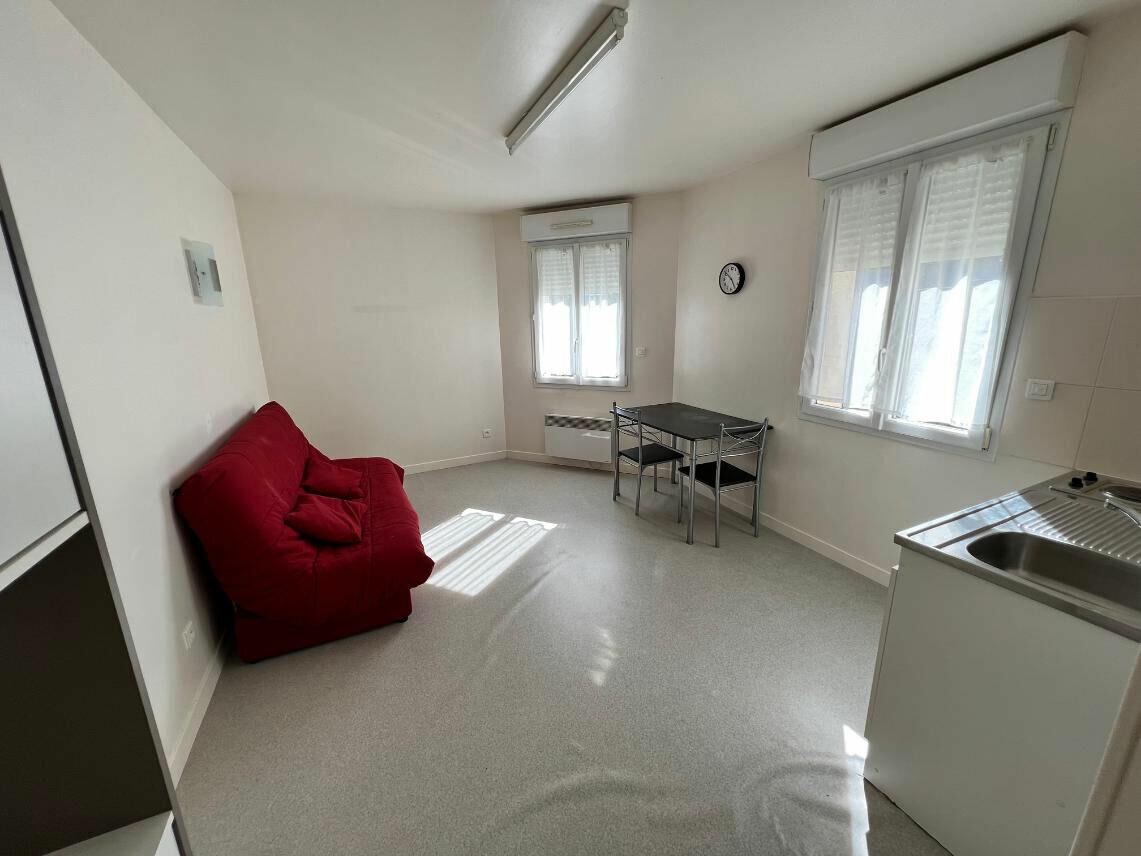 Appartement à louer 1 24m2 à Saint-Quentin vignette-1