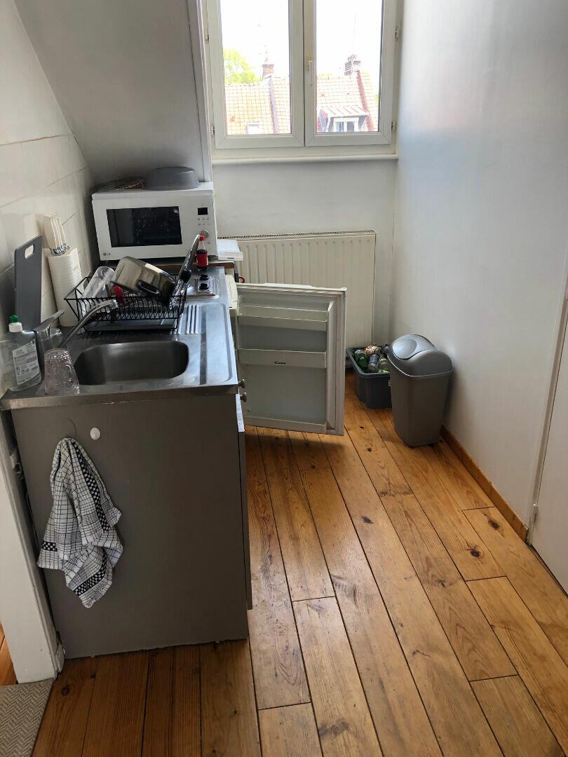 Appartement à louer 1 24.3m2 à Amiens vignette-4