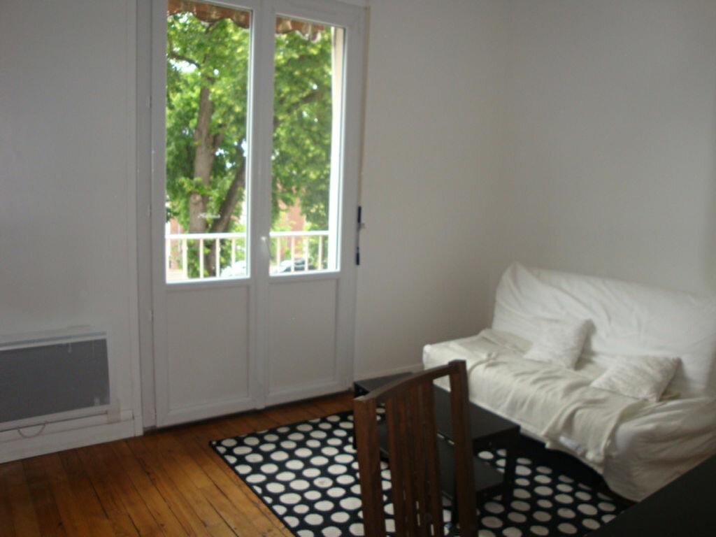 Appartement à louer 1 19m2 à Amiens vignette-1