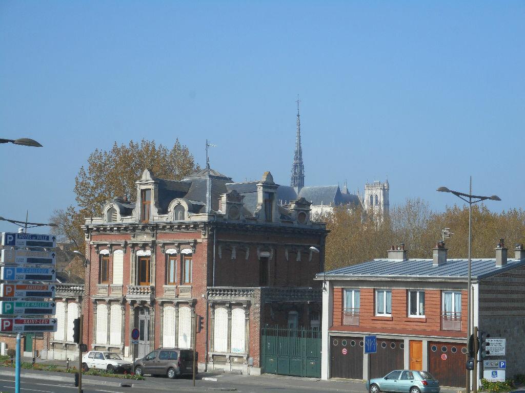 Appartement à louer 2 26.4m2 à Amiens vignette-4