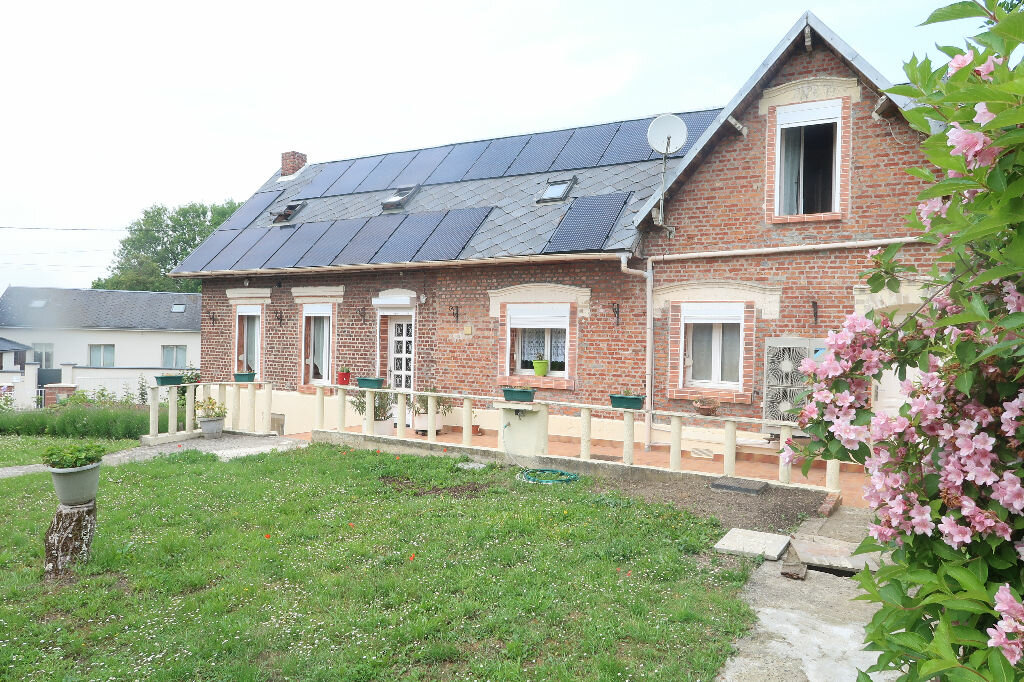 Maison à vendre 5 120m2 à Hargicourt vignette-3