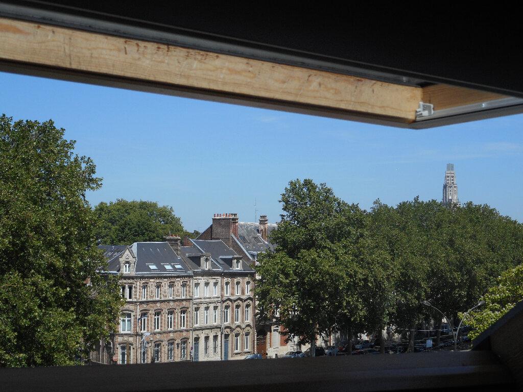 Appartement à louer 1 30m2 à Amiens vignette-2