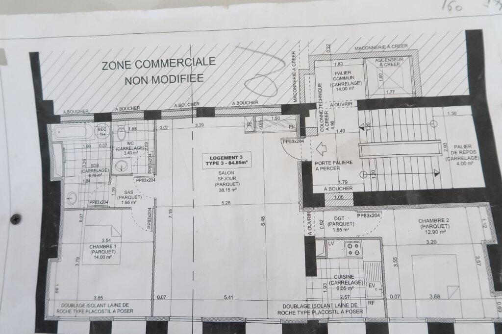 Appartement à vendre 3 86m2 à Saint-Quentin vignette-3