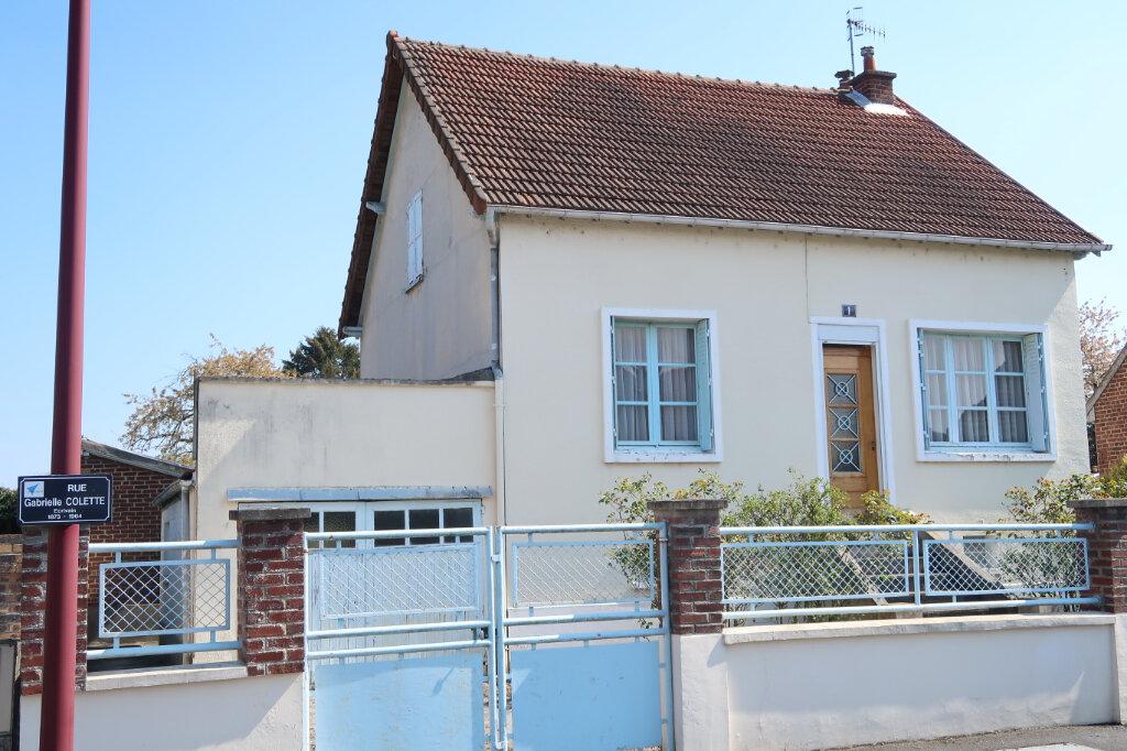 Maison à vendre 5 85m2 à Tergnier vignette-1