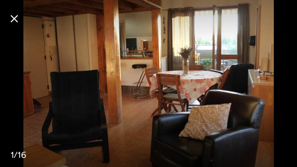 Appartement à louer 1 41.65m2 à Voiron vignette-5