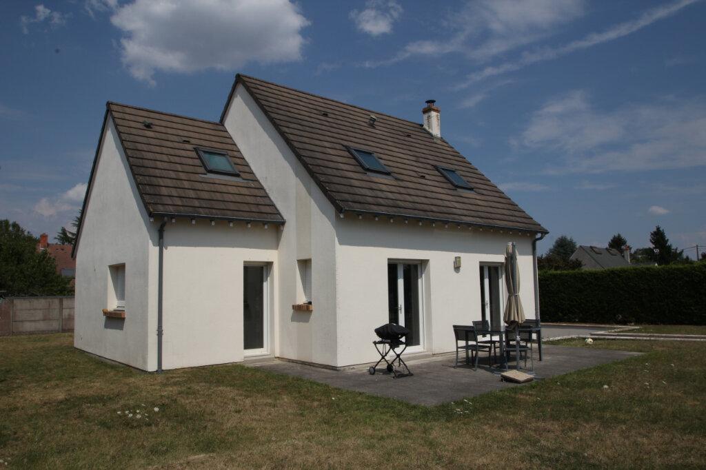 Maison à louer 4 91m2 à Olivet vignette-3