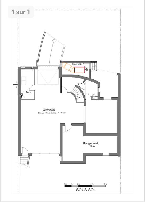 Maison à vendre 6 243m2 à Maisons-Alfort plan-1
