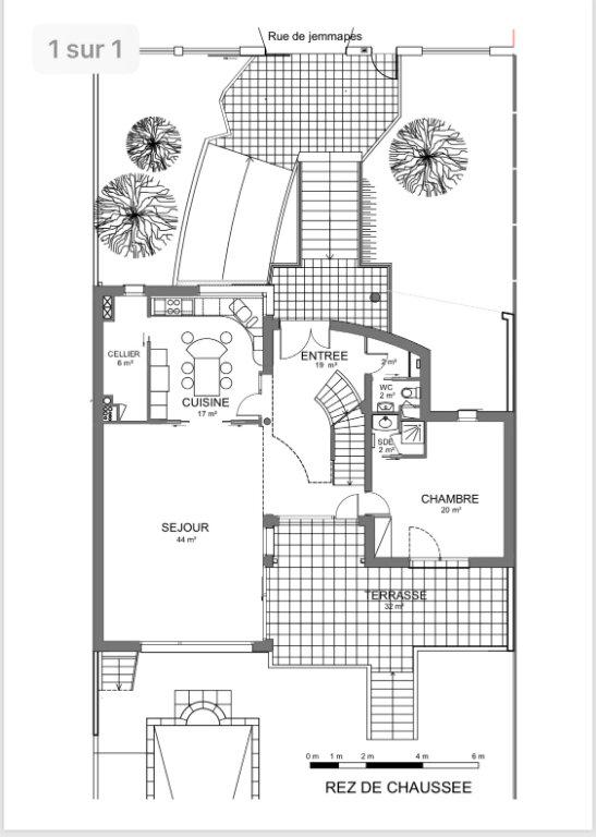 Maison à vendre 6 243m2 à Maisons-Alfort plan-2