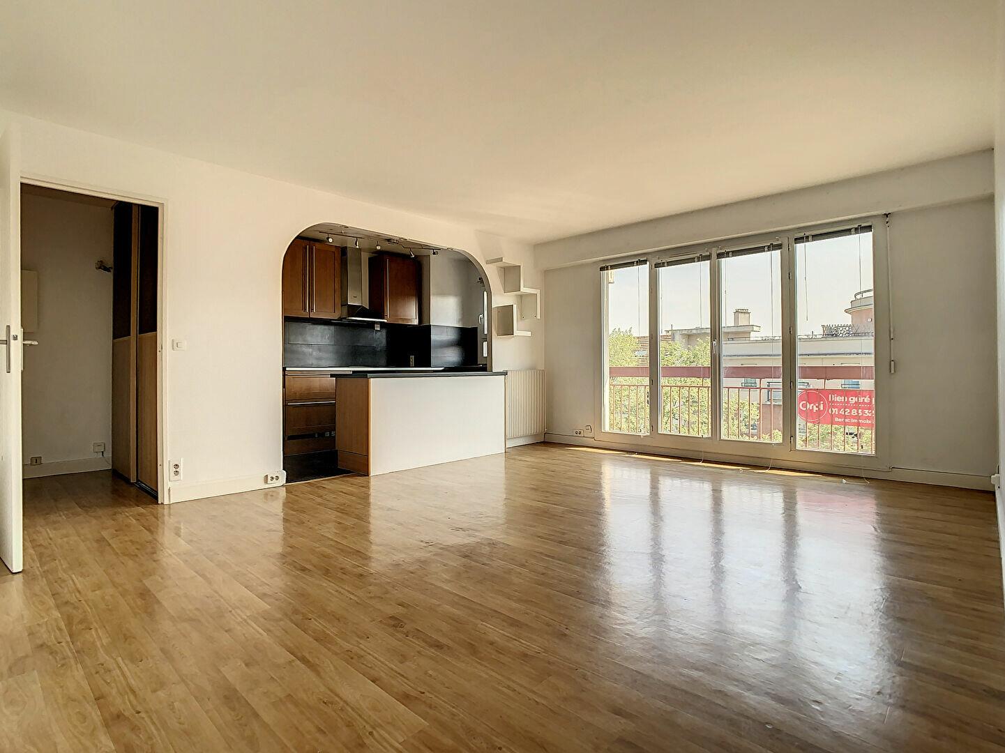 Appartement à louer 2 49.76m2 à Joinville-le-Pont vignette-1