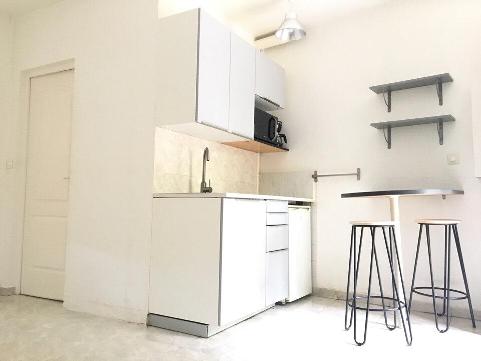 Appartement à louer 1 18.38m2 à Saint-Maurice vignette-1