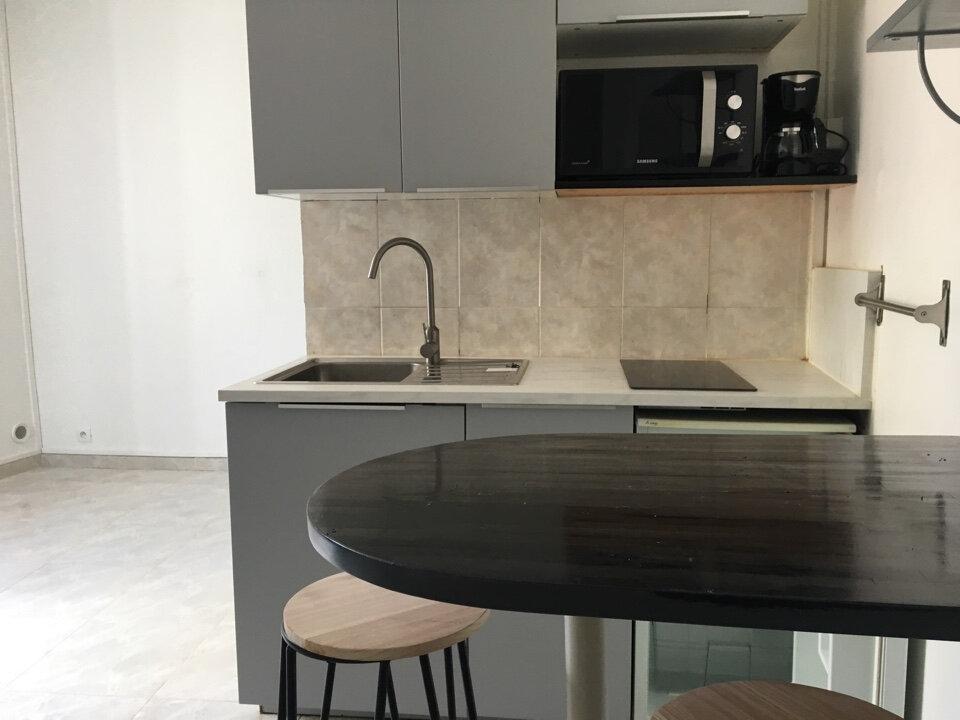 Appartement à louer 1 18.38m2 à Saint-Maurice vignette-2