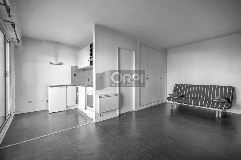 Appartement à louer 1 29.1m2 à Saint-Maurice vignette-1