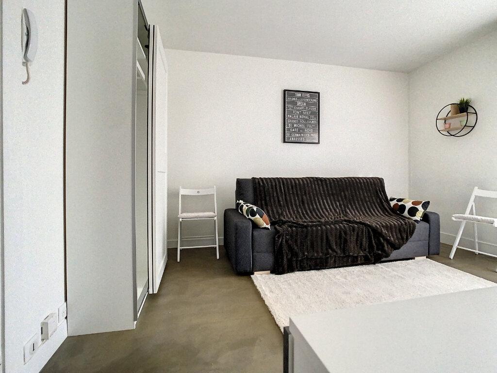 Appartement à louer 1 17.5m2 à Saint-Maurice vignette-2