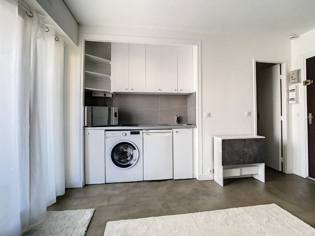 Appartement à louer 1 17.5m2 à Saint-Maurice vignette-4