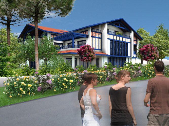 Appartement à vendre 4 185.04m2 à Soorts-Hossegor vignette-3
