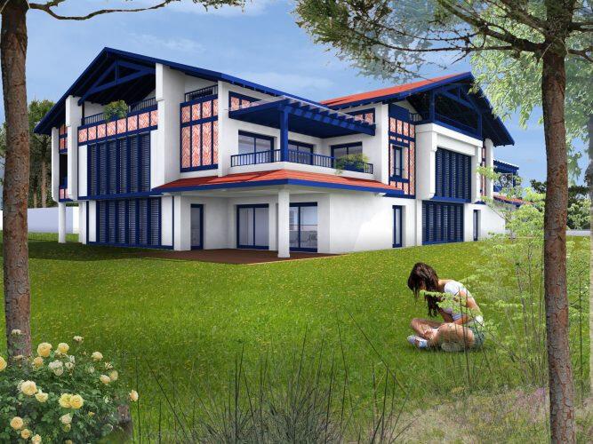 Appartement à vendre 4 185.04m2 à Soorts-Hossegor vignette-4