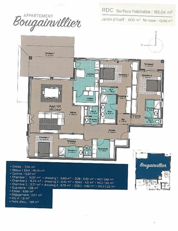 Appartement à vendre 4 185.04m2 à Soorts-Hossegor vignette-6