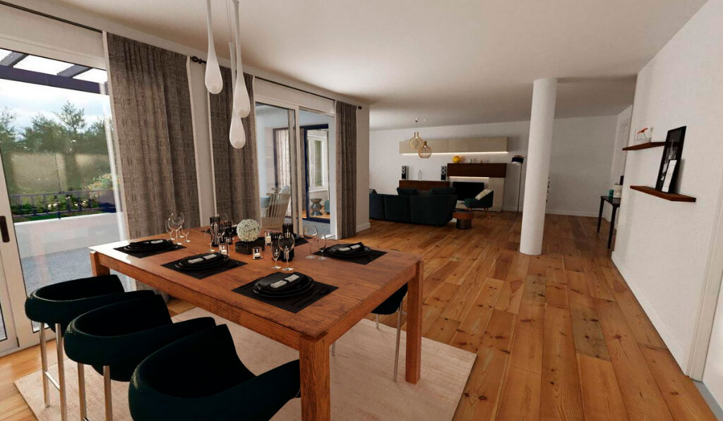 Appartement à vendre 4 127.04m2 à Soorts-Hossegor vignette-1