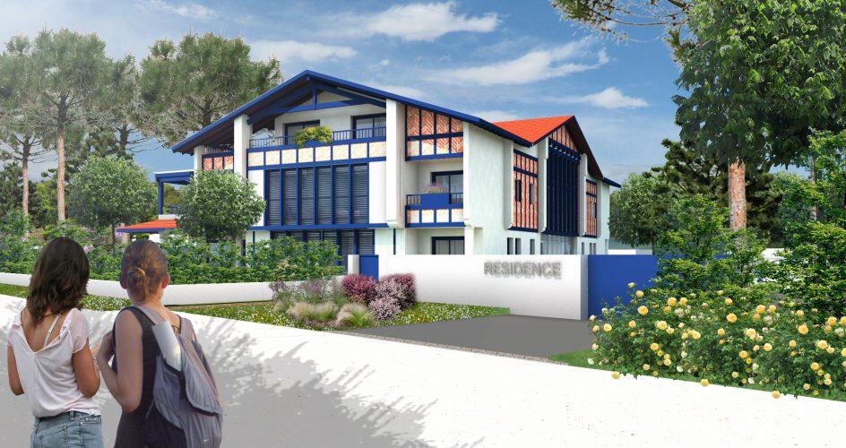 Appartement à vendre 4 127.04m2 à Soorts-Hossegor vignette-3