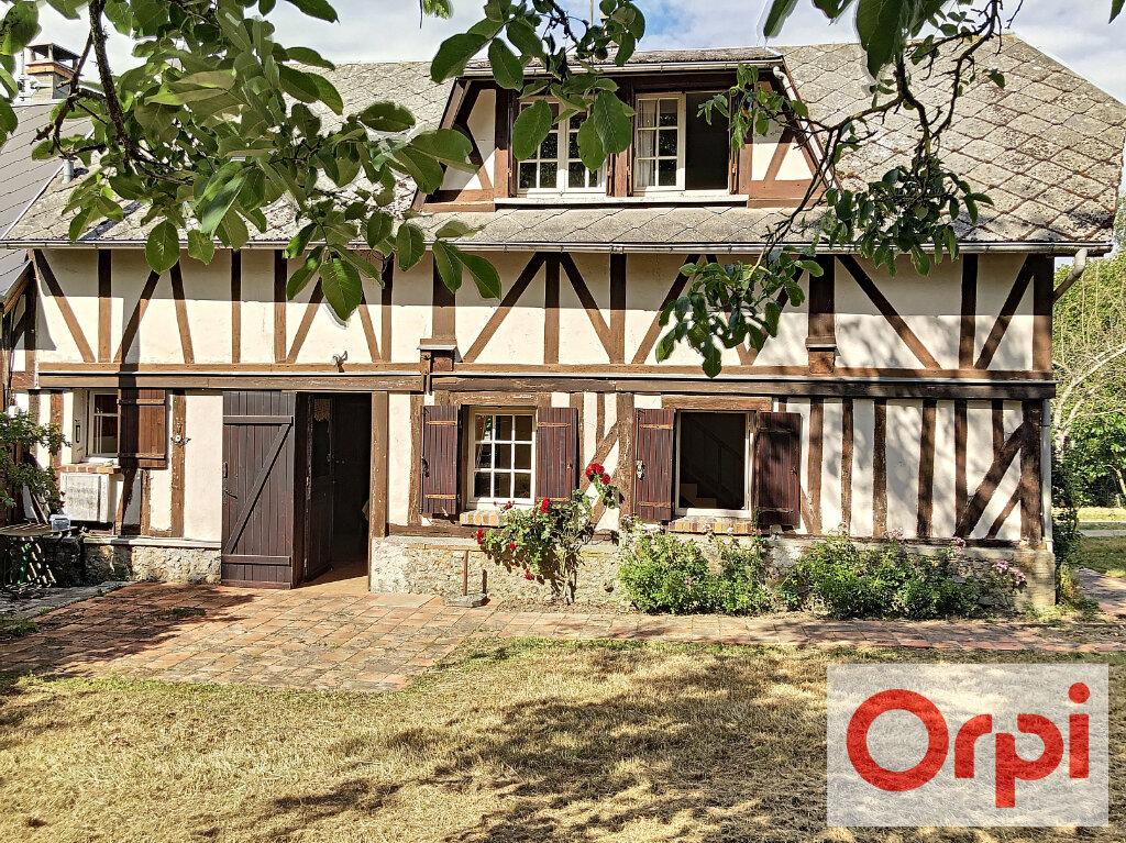 Maison à vendre 6 111m2 à Cormeilles vignette-1