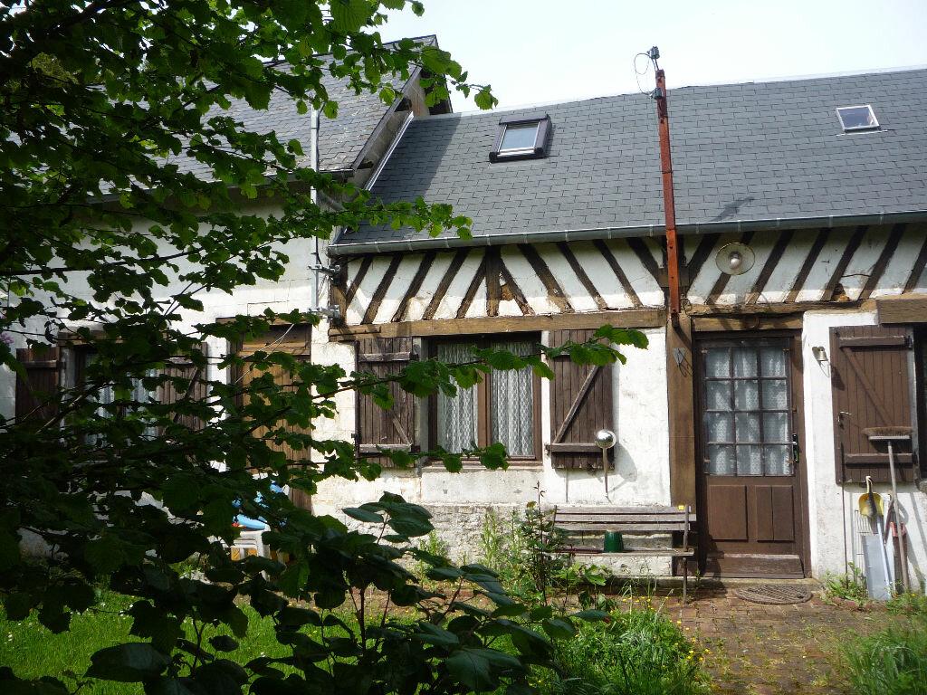 Maison à vendre 5 85m2 à Beuzeville vignette-1