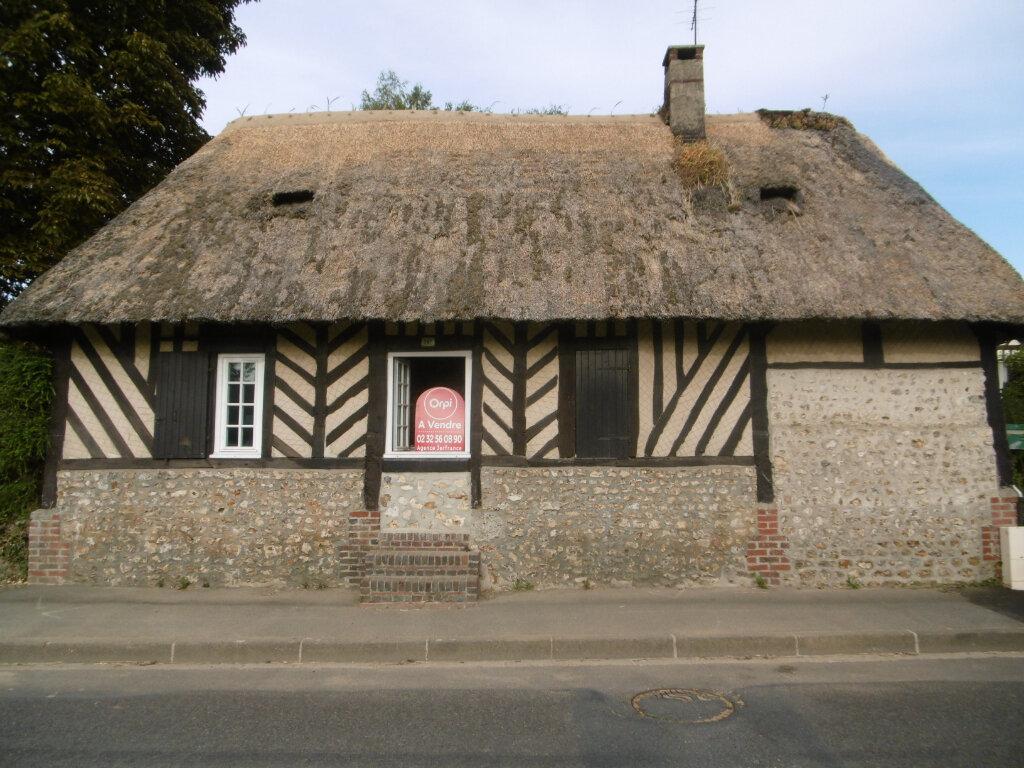 Maison à vendre 3 51m2 à Beuzeville vignette-1