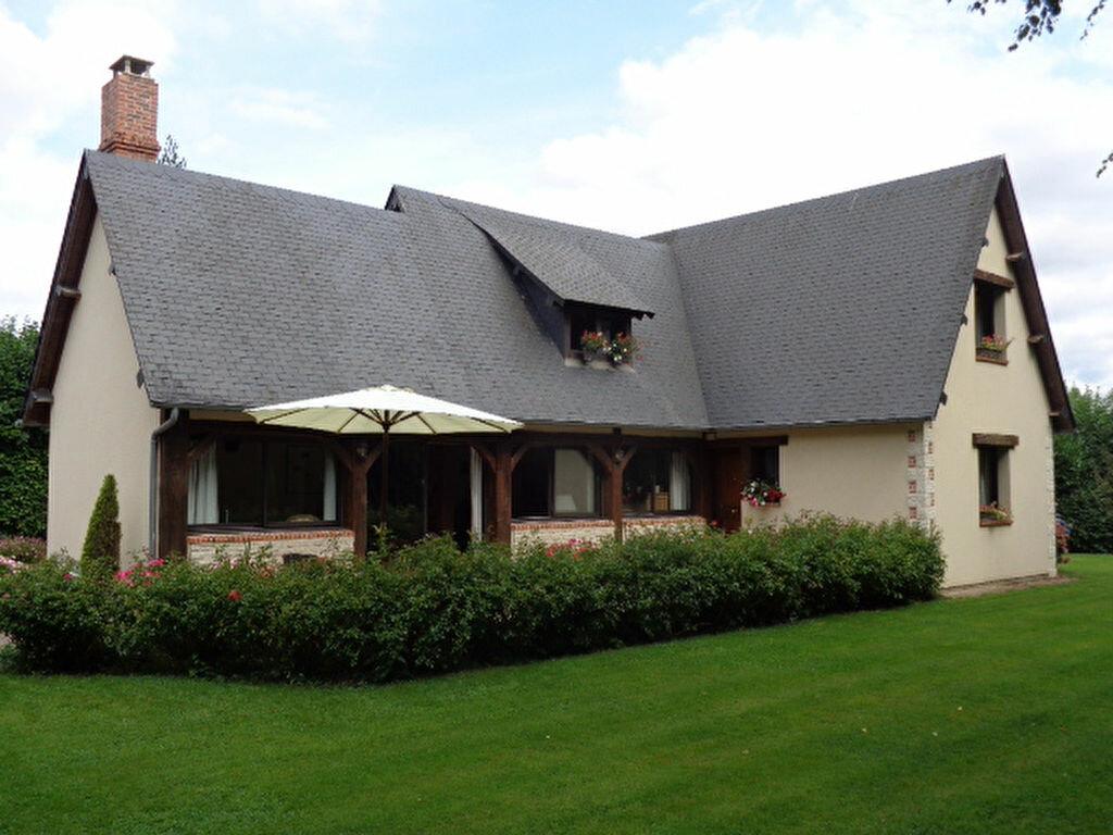 Maison à vendre 7 160m2 à Cormeilles vignette-1