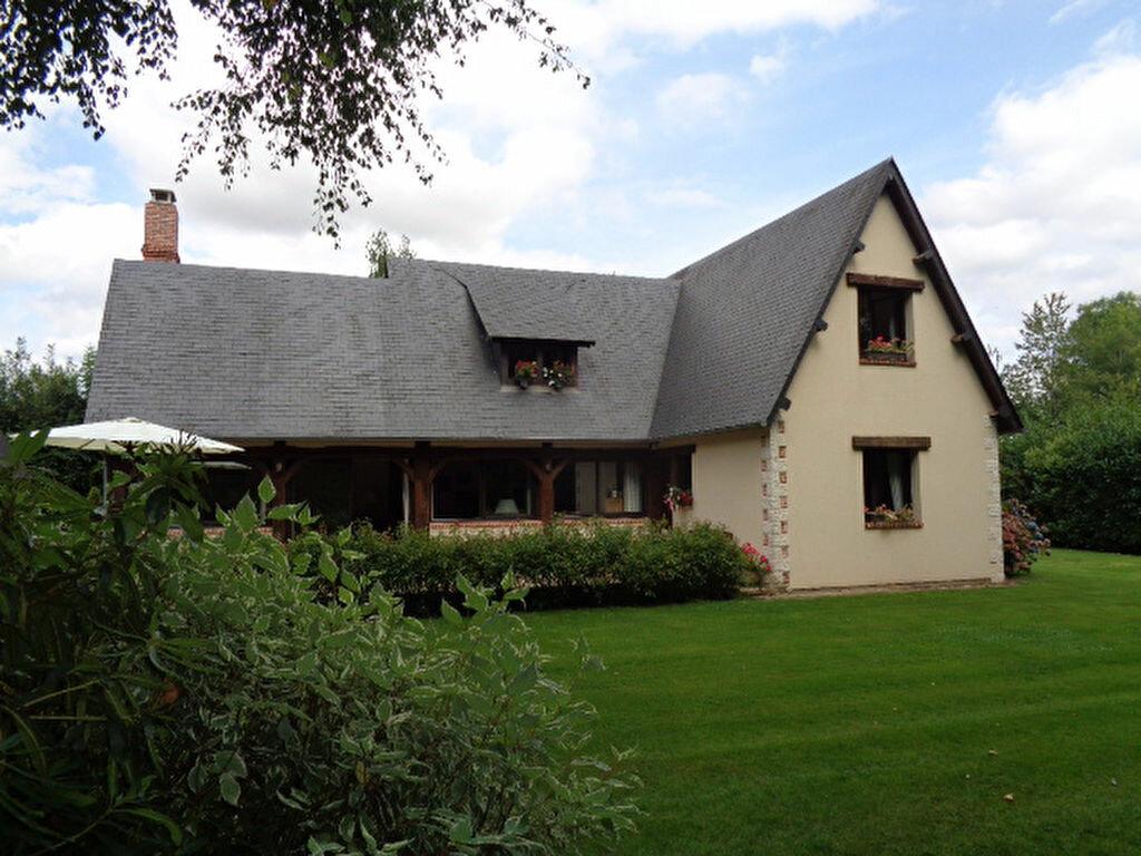 Maison à vendre 7 160m2 à Cormeilles vignette-2