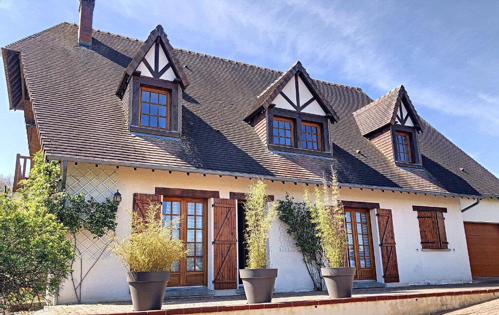 Maison à vendre 6 180m2 à Cormeilles vignette-1