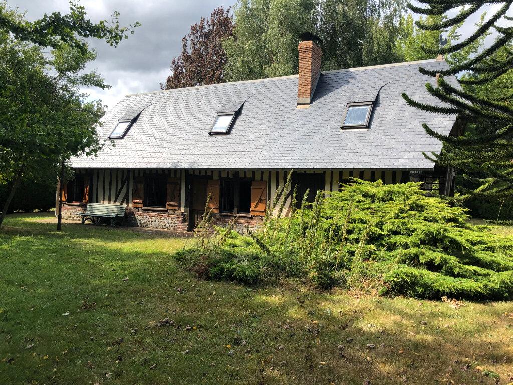 Maison à vendre 5 90m2 à Saint-Pierre-de-Cormeilles vignette-1