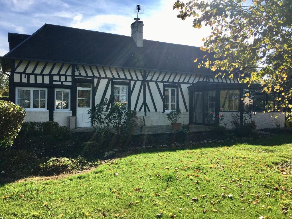 Maison à vendre 5 125m2 à Beuzeville vignette-1